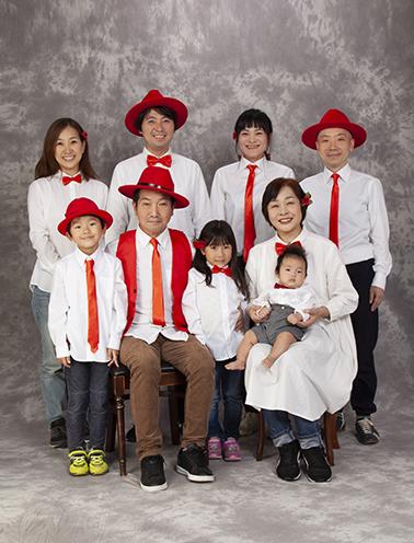 003家族写真