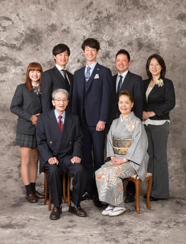 008家族写真
