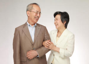 longevity couple