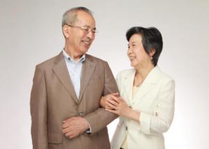 longevity couple